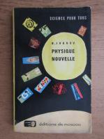B. Ivanov - Physique nouvelle