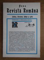 Anticariat: C. Radulescu-Motru - Noua Revista Romana, politica, literatura, stiinta si arta, nr. 3-4, iunie-iulie 1996