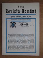 Anticariat: C. Radulescu-Motru - Noua Revista Romana, politica, literatura, stiinta si arta, nr. 5-6, mai-iunie 1997