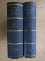 Anticariat: Georg von Gretschaninow - Politische vertrage (volumul 3 in 2 parti, 1942)