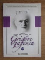 Grigore Gafencu - Jurnal Geneva, ianuarie 1942-13 martie 1943 (volumul 2)