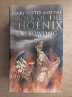 J. K. Rowling - Harry Potter and the Order o the Phoenix
