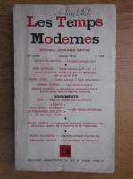 Anticariat: Jean-Paul Sartre - Les temps modernes. No. 318, janvier 1973