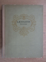Anticariat: Lew Nikolajewitsch Tolstoi - Povestiri