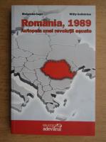 Anticariat: Malgosha Gago - Romania, 1989. Autopsia unei revolutii esuate