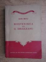 Anticariat: Savin Bratu - Mostenirea lui G. Ibraileanu