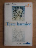 Victor Bodo - Teste karmice