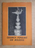 Victor Semendeaev - Ceramica popular a din Moldova