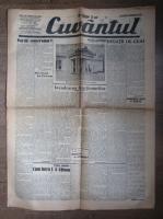 Anticariat: Ziarul Cuvantul, 11 noiembrie 1931