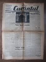 Anticariat: Ziarul Cuvantul, 15 noiembrie 1931