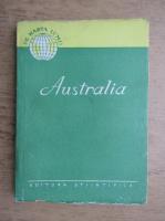 Anticariat: Adrian Holan - Australia