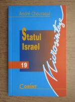 Anticariat: Andre Chouraqui - Statul Israel