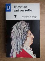 Anticariat: Carl Grimberg - Histoire universelle (volumul 7)