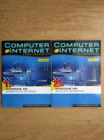 Anticariat: Computer si internet fara profesor, Windows XP (2 volume, contine CD)