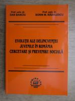 Dan Banciu, Sorin M. Radulescu - Evolutii ale delincventei juvenile in Romania. Cercetare si prevenire sociala