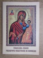 Galaction - Paraclisul icoanei preasfintei nascatoare de Dumnezeu