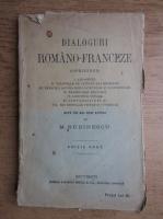 M. Rudinescu - Dialoguri romano-franceze (1930)