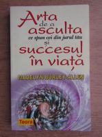 Anticariat: Madelyn Burley-Allen - Arta de a asculta ce spun cei din jurul tau si succesul in viata