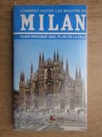 Anticariat: Milan, guide pratique avec plan de la ville