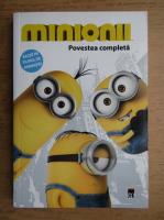 Anticariat: Minionii, povestea completa
