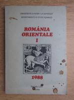 Anticariat: Romania orientale (volumul 1)