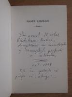 Anticariat: Valentin Iacob - Pianul kamikaze (cu autograful autorului)