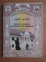 Anticariat: Vasile Oltean - Imnul national Desteapta-te romane