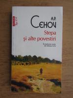 Anticariat: Anton Pavlovici Cehov - Stepa si alte povestiri (Top 10+)