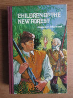 Anticariat: Captain Marryat - The children of the New Forest