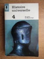 Anticariat: Carl Grimberg - Histoire universelle, volumul 4. Au coeur du Moyen Age