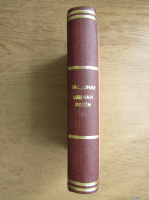 Anticariat: Constantin Saineanu, Maximilian W. Schroff - Dictionar german-roman