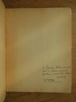 Anticariat: Ion Ojog - Amurguri vechi (cu autograful autorului, 1947)