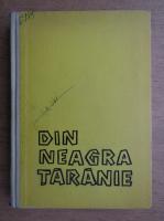 Anticariat: Nicolae Sorin - Din neagra taranie