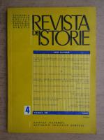 Revista de istorie. Tomul 40, numarul 8, Aprilie 1987