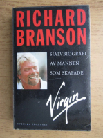 Anticariat: Richard Branson - Sjalvbiografi av Mannen som skapade