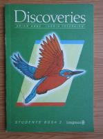 Anticariat: Brian Abbs, Ingrid Freebairn - Discoveries, students book 2