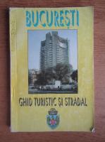 Anticariat: Bulugu Petru - Bucuresti. Ghid turistic si stradal