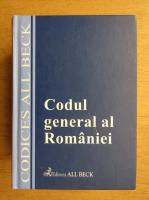 Anticariat: Codul general al Romaniei cu modificarile aduse pana la data de 31 martie 2003