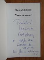 Florian Silisteanu - Nunta de semne (cu autograful autorului)