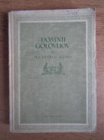 Anticariat: M. E. Saltikov Scedrin - Domnii Golovliov (1935)