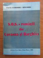 Maria Cobianu Bacanu - S.O.S. Romanii din Covasna si Harghita!