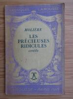 Moliere - Les precieuses ridicules (1933)