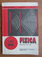 Anticariat: Nicolae Gherbanovschi - Fizica, manual pentru clasa a XI-a