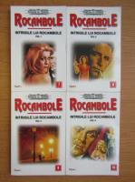 Anticariat: Ponson du Terrail - Rocambole. Intrigile lui Rocambole (4 volume)
