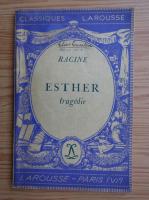 Racine - Esther (1934)