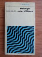 V. Pekelis - Melanges cybernetiques