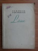 Veronica Porumbacu - Lirice