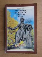 Anticariat: Alexander Pushkin museum park