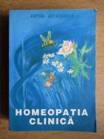 Anton Jayasuriya - Homeopatia clinica