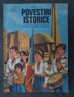 Dumitru Almas - Povestiri istorice pentru copii si scolari, soimi ai patriei si pionieri (partea a III-a)